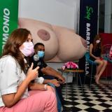 Realizan evento para fomentar prevención del cáncer de mama en Barranquilla