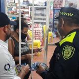 Autoridades socializan estrategias contra el delito en el suroriente de Barranquilla