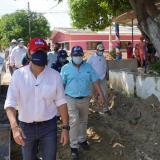 La Alboraya: Avanzan obras de pavimentación