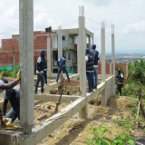 Se inicia demolición de predios ilegales en el barrio El Rubí