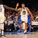 Golden State Warriors sigue invicto en la NBA