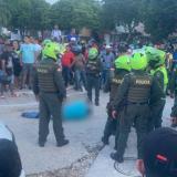 Presunto atracador muere en persecución policial en La Ceiba