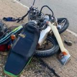 Motociclista muere en accidente de tránsito en Uribia