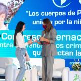 Primera Dama busca garantizar protección de niños, niñas y adolescentes