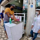 Minsalud insta a cumplir medidas de bioseguridad en el Día sin IVA