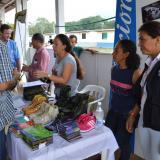 Excombatientes realizan feria empresarial en La Guajira