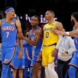 Lakers desperdician ventaja de 26 puntos