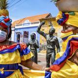 Se reactivan las sonrisas de la cultura en Bolívar