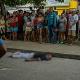 Asesinan a bala a hombre en el barrio Villate