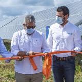 Promigas, Surtigas y Aguas de Cartagena inauguran Parque Solar