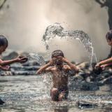 El agua en Wall Street