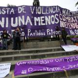En imágenes: Latinoamérica se moviliza contra la violencia a la mujer
