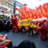 En imágenes | El mundo celebra la llegada del Año Nuevo chino