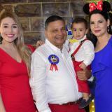 Cumpleaños de Juan Antonio Borrero Barrera