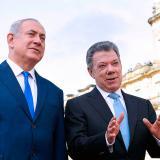 La histórica visita del Primer Ministro de Israel a Colombia