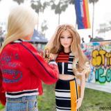 La supermodelo Gigi Hadid ahora tiene Barbie