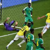 Estas fueron las mejores imágenes de la clasificación de Colombia a octavos de final