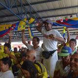 La Costa celebró en grande la clasificación de Colombia