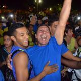 Así celebraron en Valledupar la victoria de 'Olimpico' en el Desafío 2018
