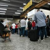 Así se dio el primer vuelo 'madrugador' de Barranquilla a Miami