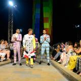 En imágenes | Así fue el desfile de apertura del Barranquilla Fashion Week