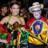Desfile del Garabato de Emiliano