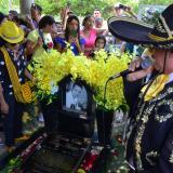 Estas son las imágenes que deja el homenaje a Martín Elías a dos años de su muerte