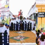 Con el Domingo de Ramos los feligreses de Mompox iniciaron la Semana Mayor