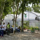 Un EcoParque e Invernadero que devuelven el aire a Barranquilla