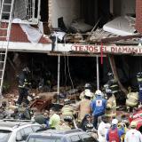 La explosión en Bogotá que dejó al menos 4 muertos y 20 heridos