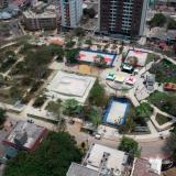 Los grupos que llenan los días del Parque Venezuela