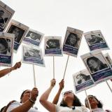 Así se llevó a cabo la 'marcha por la vida' en Barranquilla y otras partes del país