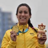 Los 28 oros logrados por Colombia