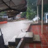 Imágenes que deja la lluvia de este jueves en Barranquilla