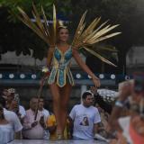 Así fue el desfile en Traje Artesanal del Reinado Nacional