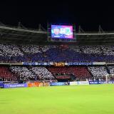 Los mejores momentos del partido entre Junior y Nacional en el Metropolitano