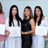 Grados de la Academia Carolina Arcieri