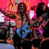 En imágenes | Urbana rock, una batalla de bandas en Barranquilla