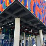 En imágenes | Ultiman detalles para la entrega del Museo del Carnaval