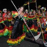 Así se vivió el desfile del Garabato de Emiliano