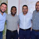 Reunión de egresados del Colegio San José