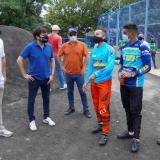 Bicicrosistas tienen nueva pista para pedalear en Barranquilla