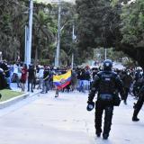 Disturbios en protestas en Barranquilla por muerte del abogado Javier Ordoñez