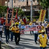 Así transcurrieron las marchas en Barranquilla