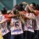 El álbum del debut de las Tiburonas en la Liga Femenina 2020