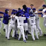 ¡Los Ángeles Dodgers están en el cielo!