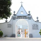 Controles en los cementerios para el Día de los Muertos