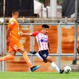 Las mejores imágenes del partido entre Junior y Envigado