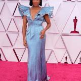 Los vestidos que brillaron en la  alfombra roja de los Premios Óscar