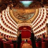 Mítico teatro San Carlo de Nápoles, reabre sus puertas al público